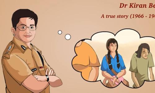 "Kiran Bedi, Thank you Mr Secretary: Learn English (IND) – Story for Children ""BookBox.com"""