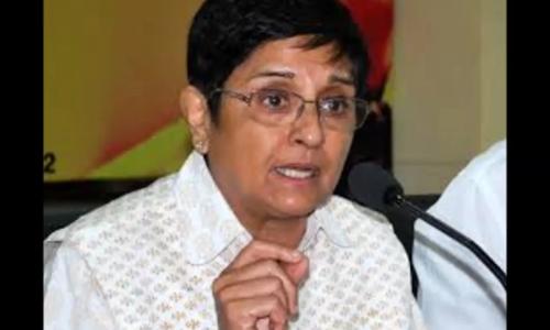 Kiran Bedi Interview in English:TAMIL FIRE