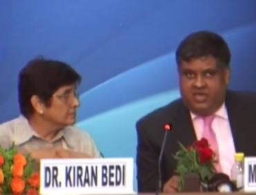 Dr Kiran Bedi, IPS, India's First Woman IPS Officer