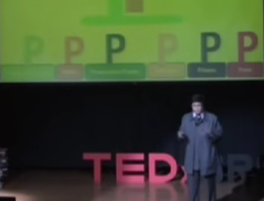 6 P Plan for Sustainable Crime Prevention | TEDxSRCC