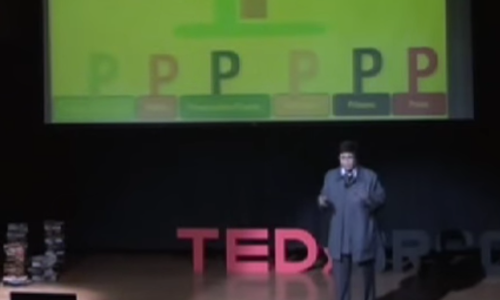 6 P Plan for Sustainable Crime Prevention   TEDxSRCC