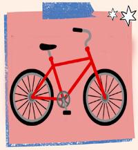साइकिल की दुकान