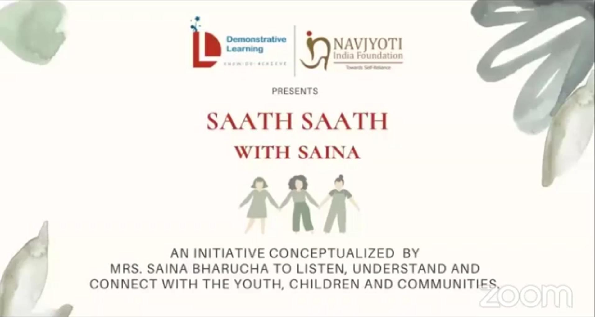 SaathSaath-Session 2