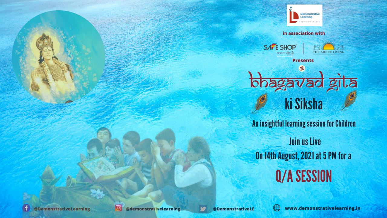 Bhagavad Gita ki Siksha – Q & A Session