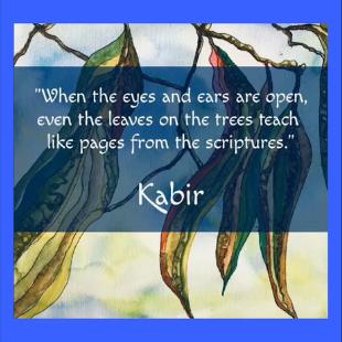 Blessed Words By Kabir
