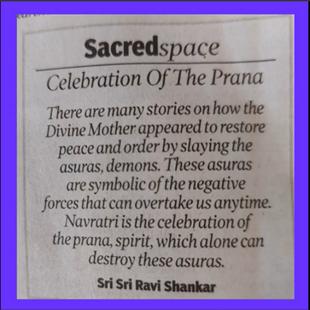 Kiran Reads – 9th October